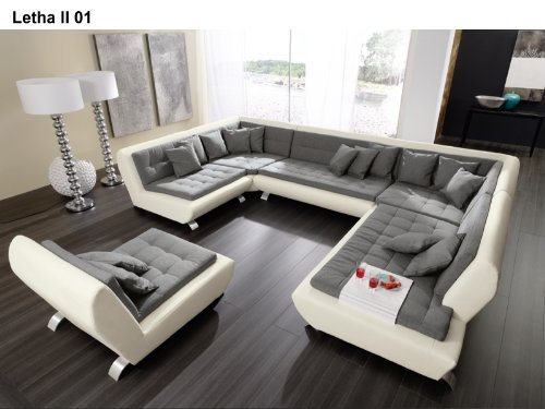couch u form. Black Bedroom Furniture Sets. Home Design Ideas