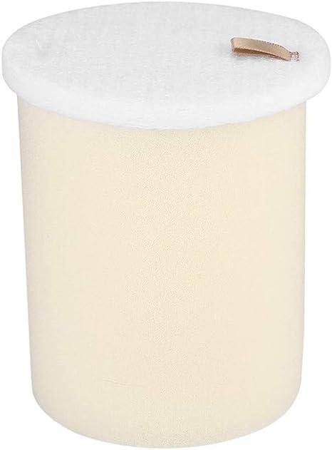 Kit de filtros de fieltro para cocina de algodón, accesorios eléctricos para el hogar, accesorios eléctricos de plástico, filtro de algodón: Amazon.es: Grandes electrodomésticos