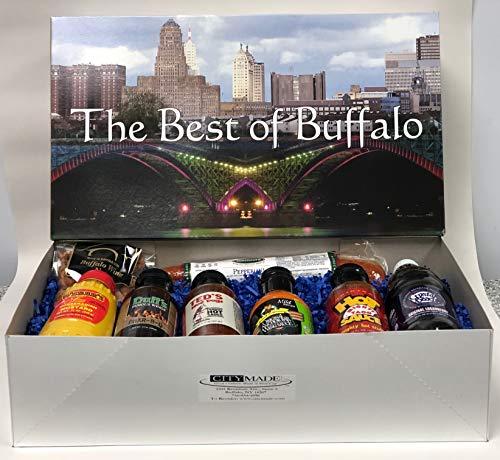 Best of Buffalo Gift Box (Buffalo Mustard)