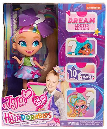 Hairdorables JoJo Siwa Limited Edition D.R.E.A.M. Doll Style -