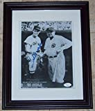 Ted Williams with Babe Ruth Signed Autographed Baseball 8x10 Photo LOA! - JSA Certified - Autographed MLB Photos