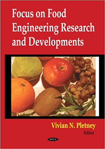 Focus on food engineering research and developments vivian n focus on food engineering research and developments vivian n pletney 9781600218989 amazon books forumfinder Gallery