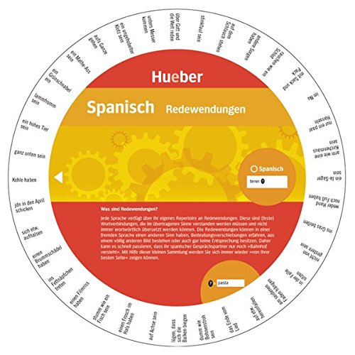 Spanisch – Redewendungen: Wheel – Spanisch – Redewendungen