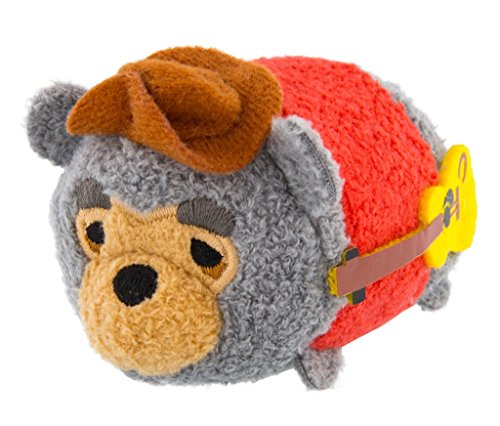 Disney Parks Frontierland Big Al Mini Tsum Plush New with Tags