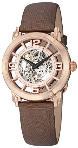 Stuhrling Original Women's 156.124T14 Winchester Automatic Skeleton Rose Watch (Watches For Women Stuhrling)