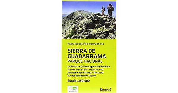Amazon.com: Sierra de Guadarrama, Parque Nacional ...