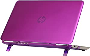 "mCover Hard Shell Case for 15.6"" HP Pavilion 15-ccXXX (15-cc000 to15-cc999) Series (NOT Fitting 15-ayXXX or 15-baXXX or 15-auXXX Series or Envy laptops) Notebook PC (Pavilion-15-CC Purple)"
