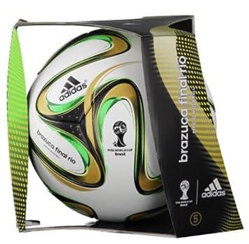 FIFA - Balón de fútbol, diseño de la Copa del Mundo, Brazuca Final ...
