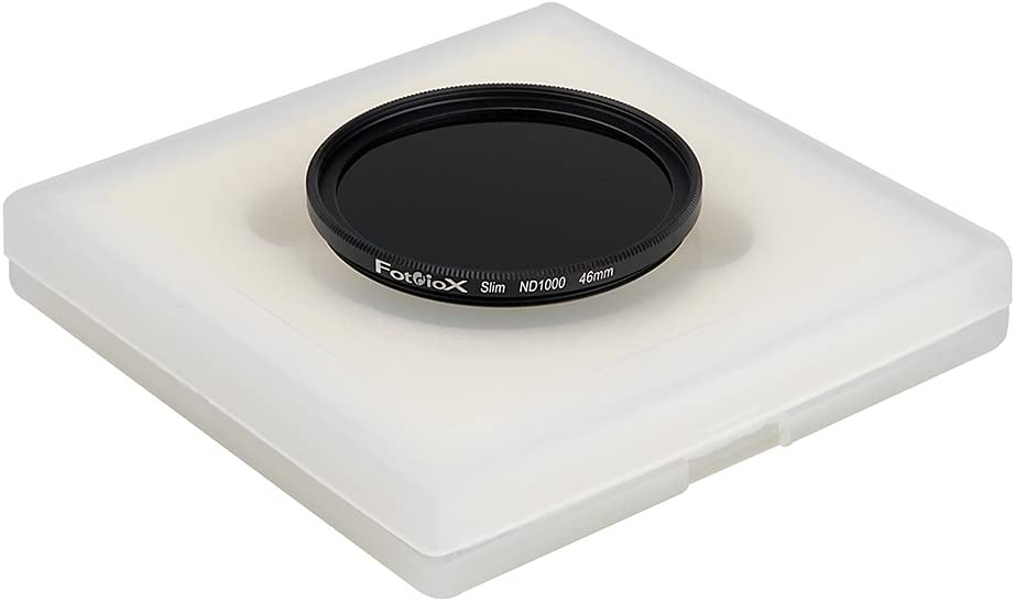 ND1000 Fotodiox Pro 40.5mm 10-Stop Neutral Density Slim Filter