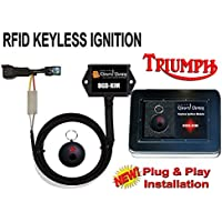 Keyless Ignition Module for Triumph Daytona 675 Motorcycles