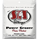 S.I.T. String PN1046 Light Pure Nickel Wound Electric Guitar String