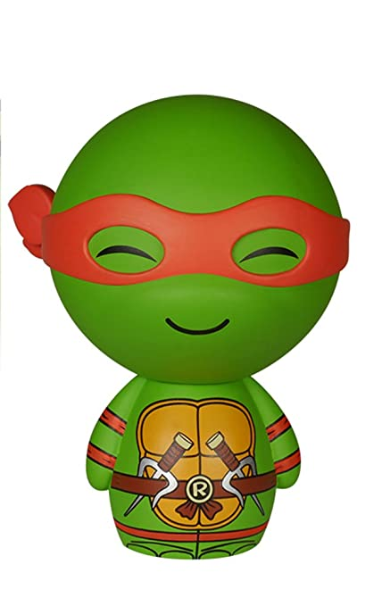 Tortugas Ninja Vinyl Sugar Dorbz Vinyl Figura Raphael 8 cm ...