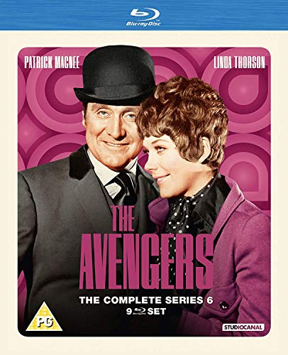 The Avengers Series 6 [Blu-ray]