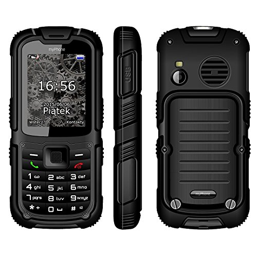 d37c88115d0 Myphone Hammer 2+ Negro Móvil 3g Todoterreno: Amazon.de: Elektronik