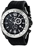 Swiss Legend Men's 21046-BB-01-SB Sprinter Analog Display Swiss Quartz Black Watch