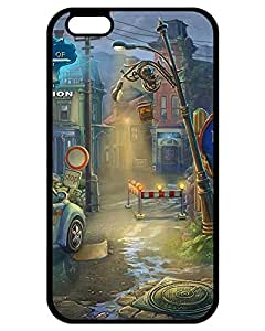 King Destiny Game Case's Shop 6407060ZJ507171564I6P Fashion Design Hard Case Cover Ghosts of the Past - Bones of Meadows Town07 iPhone 6 Plus/iPhone 6s Plus phone Case
