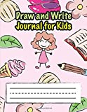 Draw and Write Journal for Kids: Summer Sketch