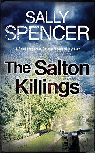 book cover of The Salton Killings