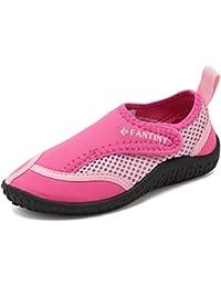 Fantiny Boy & Girls' Water Aqua Shoes Swimming Pool Beach...
