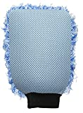 Viking Microfiber Car Wash Mitt - Scratch-free