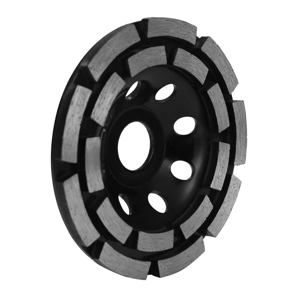 Hylotele Diamond Grinding Disc,Abrasives Concrete Tools Consumables Diamond Grinder Wheel Metalworking Cutting Masonry Wheels Cup Saw Blade