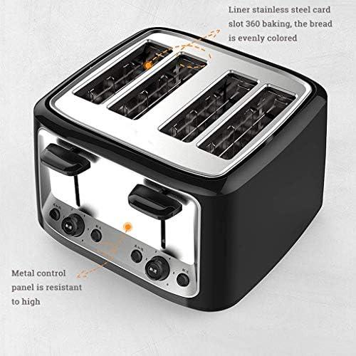 JYDQB Machine à Pain Machine à Pain Machine Makers Grille-Pain en Acier Inoxydable Multi-Utilisation du Menu Réglages programmables for Home Bakery
