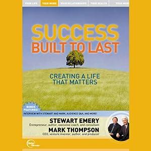 Success Built to Last Speech