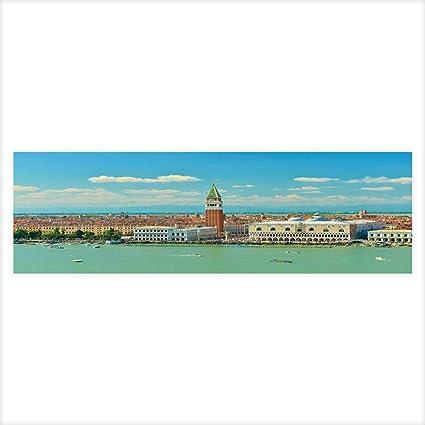 Amazon Com Aquarium Decorative Panorama Of Venice Italy