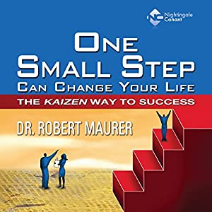 One Small Step Can Change Your Life Hörbuch