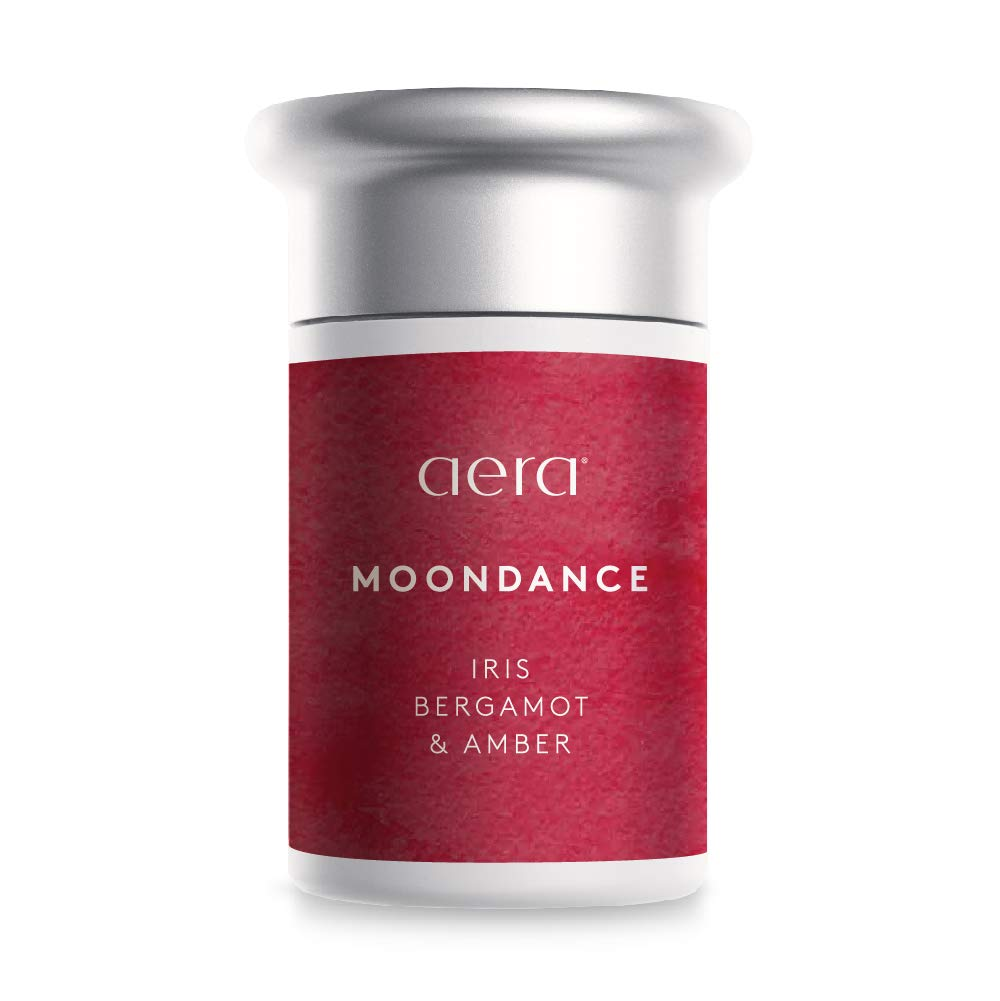 Moondance Scented Home Fragrance, Hypoallergenic Formula With Notes of Iris, Bergamot, Amber, Vanilla - Schedule Using App With Aera Smart 2.0 Diffusers - State Of The Art Air Freshener Technology by AERA