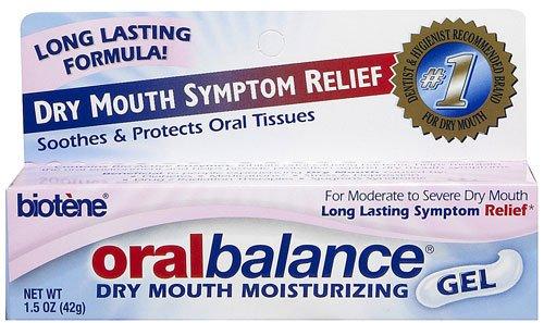Biotene Oralbalance Dry Mouth Moisturizing Gel -- 1.5 oz - 3PC