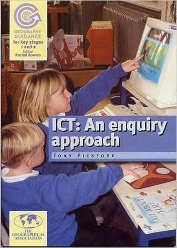 Kostenlose Hörbücher zum Herunterladen von Amazon ICT: An Enquiry Approach (Geography guidance: For Key Stages 1 & 2) PDF CHM ePub 1899085629