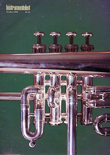 The Instrumentalist, v. 53, no. 3, October, 1998