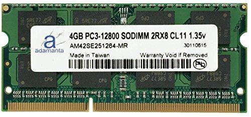 Adamanta 4GB (1x4GB) Apple Memory Upgrade for Early 2013 iMac 21.5