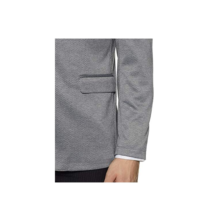 51LxLOZKmNL. SS768  - Peter England Men's Slim fit Blazer