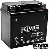 KMG® YTZ7S Sealed Maintenace Free 12V Battery High Performance SMF OEM Replacement Maintenance Free Powersport Motorcycle ATV Scooter Snowmobile Watercraft KMG