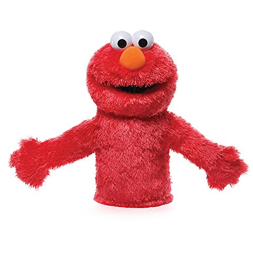 Gund Sesame Street Elmo Hand Puppet (Sesame Street The Best Of Elmo Part 1)