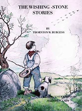 The wishing stone stories by thornton w burgess illustrated childrens ebooks fandeluxe Epub
