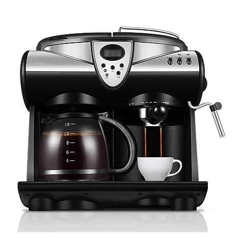 xiuyun Máquina de café 1850W, pequeña Espuma automática de Aislamiento automático (Color : La