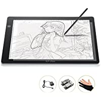 XP-Pen A4 18 Inches LED Art Craft Tracing Light Pad Light Box Drawing Pad Light Table X-ray Pad(DC Power)