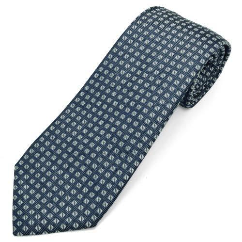ネクタイ ブランド ジョルジオアルマーニ ネクタイ(8cm幅) GA41 ネイビー/グレー [並行輸入品]   B07CBJMRKY