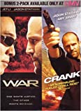 War / Crank - Double Feature (2 Pack)