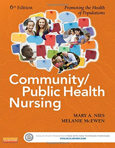 Community/Public Health Nursing: Promoting the Health of Populations, 6e cover