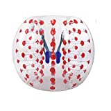 Keland Transparent Inflatable Bumper Ball, Human Knocker Ball Bubble Soccer for Adults and Teenagers,US Stock
