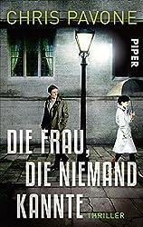 Die Frau, die niemand kannte: Thriller (German Edition)