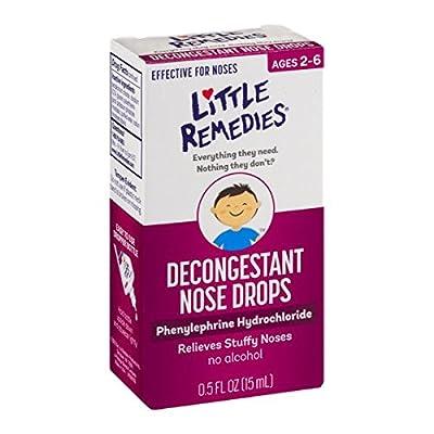 Little Remedies Saline Spray/Drops
