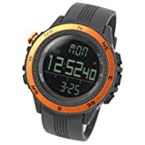 LAD-WEATHER Altimeter Barometer Compass Sensor Watch Thermometer Weather Monitor Climbing Trekking Camping Hiking Outdoor Sports Watches