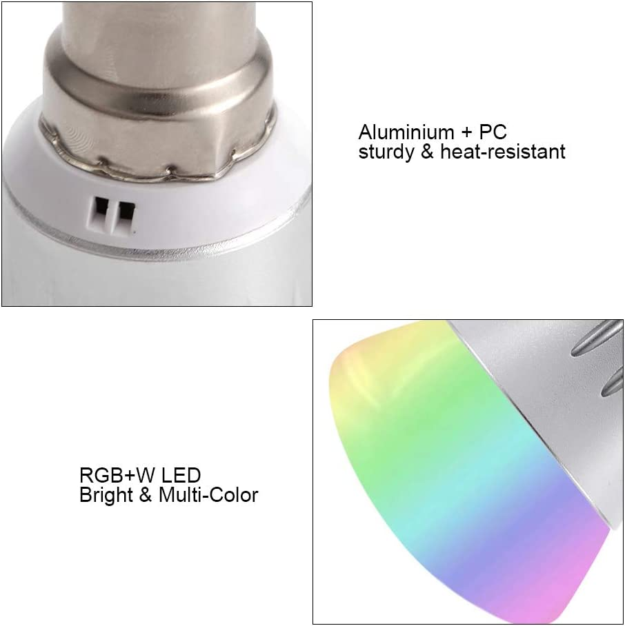 XuBa Bast/ón de tr/áfico LED Recargable con luz Verde 54 cm