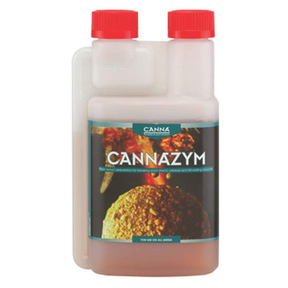 Amazon.com: Canna Cannazym - Aditivo para base de vegetales ...