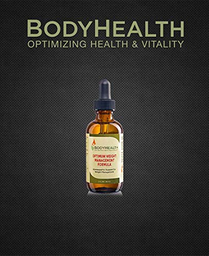 BodyHealth Optimum Weight Management Formula (60 day supply) Natural Weight Loss Liquid Drops, For Rebalancing Metabolic Hormones, With Medically Designed Diet Plan, Quality Ingredients by BodyHealth (Image #8)